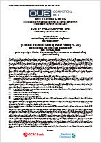 Information Memorandum Dated 20 March 2020